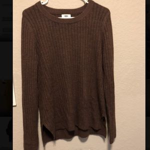 Old Navy Sweaters - Brown purplish color sweater